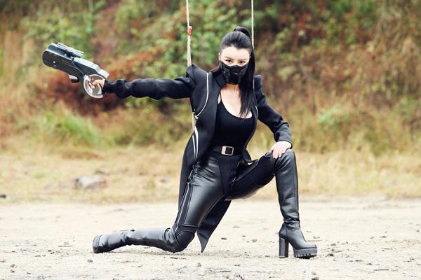 超自然事件之坠龙事件热映侍宣如挑战蛇蝎美人女反一